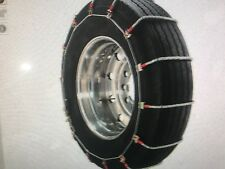 Set of 2 Security Chain Company SC1026 Radial Chain Cable Traction Tire Chain
