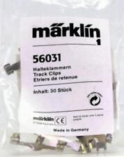 Märklin Spur I - 56031 Gleisklammern NEU & OvP