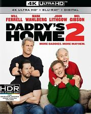 Daddy's Home 2 (4K Ultra HD)(UHD)(Dolby Vision)(Atmos)