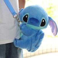 Lilo & Stitch Crossbody Hand Shoulder Bags Tote Plush Toy Messenger Purse Bag
