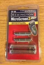 Remington SP-69 Foil and Cutter Replacement Sets titanium microscreen NEW