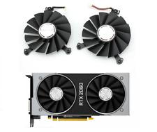 Original Fan For NVIDIA GeForce RTX2060 RTX2070 DAPA0815B2UP002 DAPA0815B2UP003