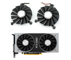 Original Fan For NVIDIA GeForce RTX2060 RTX2070 DAPA0815B2UP002 DAPA0815B2UP003
