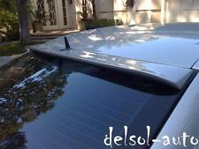 for Painted 03-06 Mercedes-Benz W211 E350 E550 E63 AMG L Rear Roof Spoiler Visor