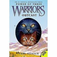 Warriors: Power of Three #3: Outcast by Hunter, Erin