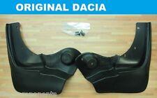 Faldillas guardabarros delanteros para Dacia Duster mud flaps original