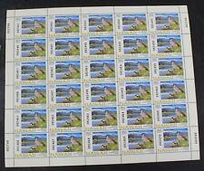 CKStamps: US Stamps Collection $5 Hawaii 1996 Sheet Block Mint NH OG