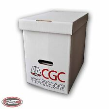 CGC GRADED MAGAZINE BOX By GERBER! Official Authorized! Lot of 2 Boxes!