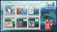 Guinea 2009 - Mi-Nr. 7100-7105 ** - MNH - Olympia - Marke auf Marke
