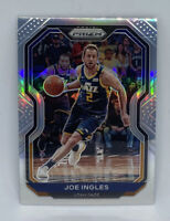Joe Ingles 2020-21 NBA Panini Prizm Basketball #243 Silver Prizm REFTACTOR