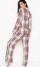 Victoria's Secret The Flannel Pajama Set ~ Size Medium