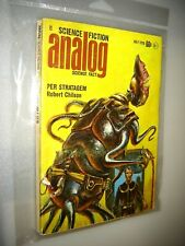 ANALOG July 1970 Star Light by Hal Clement (part two) SCI FI ...ROBERT STRATAGEM