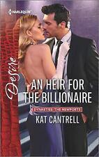An Heir for the Billionaire (Dynasties: The Newports)