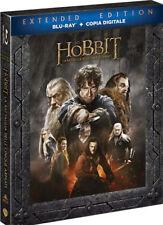 Lo Hobbit - die Schlacht der 5 Bundeswehr - Extended Ausgabe (3 Blu-Ray)