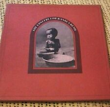 THE CONCERT FOR BANGLADESH GEORGE HARRISON 3 LP SET 1971 ORIG OZ PRESS STCX3385