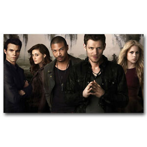 The Originals Poster Art Silk American TV Series Poster 13x24 24x43inch J407