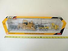 Caterpillar D8R Series II Dozer With Peterbilt Semi & Lowboy Trailer By Norscot