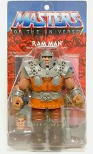 Masters Of The Universe Classics Super7 Ultimates Ram Man  ULTIMATES NEW Sealed