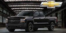 Chevrolet, Chevy Silverado Truck Garage Shop Quality Vinyl Banner Sign  2 x 4'