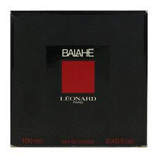 Leonard Balahe Eau De Toilette Splash 3.4Oz/100ml In Box Vintage