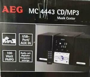 AEG MC 4443 Kompaktanlage