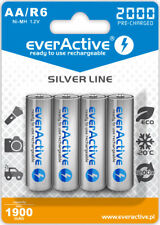 Rechargeable everActive AA R6 Ni-MH 2000 mAh 4 pices