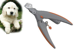 Dog Nail Claw Clipper Trimmer with LED Light for Small to Medium Breeds