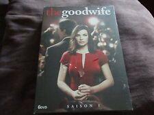 "COFFRET 6 DVD NEUF ""THE GOODWIFE - SAISON 1"""