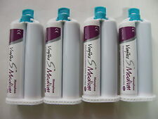 12PCS: Impression Material Vonflex Medium  Body (12*50ml/PKG)+ 48 mixing tips