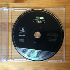 Music - PS1 - Promo Copy - 1998 - Ground Breaking Music Making Game