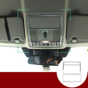 Interior Roof Front Reading Light Cover Trim For Jaguar XE X760 2015-2021