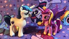 My Little Pony G4 Blind Bag Mini Shining Armor And Princess Cadance Lot Of 2