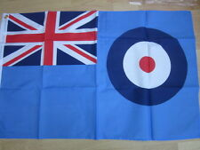 R A F ENSIGN  3ft x 2ft  cloth flag with hem -  Royal Air Force Flag