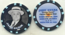 JAKE GUZIK GANGSTER  COLLECTOR CHIP
