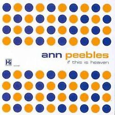 Ann Peebles - If This Is Heaven  - New Factory Sealed  CD