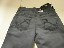 29 X 30 ROCK & REPUBLIC STRAIGHT LEG NEIL JEANS -STEEL- NWT