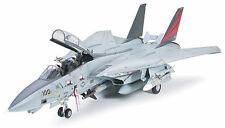 Tamiya Grumman F-14A Tomcat Black Knights 1/32 airplane model kit new 60313