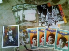 BABE RUTH HALL OF FAME HEROES 1ST ISSUE 4CT +5 JERSEY PROMO + 2 TW INSERTS +4 BA