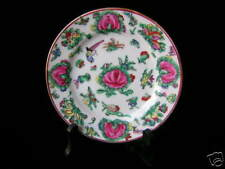 Set of 6 Chinese Mille Fleur plates