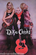 Dixie Chicks 1998 Wide Open Spaces 2-Sided Original Promo Poster