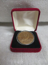 Dan Marino Miami Dolphins Highland Mint Bronze Series Medallion Coin