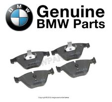 NEW Front Brake Pad Set Genuine for BMW E60 E61 E65 E66 5-Series & 7-Series