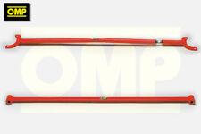 OMP FRONT & REAR STRUT BRACE TOYOTA YARIS 1.0 1.3 1.5