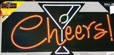Cheers bar Sign Light Artwork Game Lightup Bar Sign Room Wall decor Decor Gift