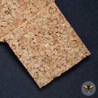 100% Natural Adhesive High Density Sheet Cork 7 mm: A6 A5 A4 A3 A2 A1 & Coaster