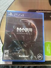 🌎 Mass Effect: Andromeda (Sony PlayStation 4, 2017, NEW 060