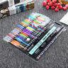 48pcs Color Gel Pen Set Adult Coloring Book Ink Pens Drawing Painting Craft Art