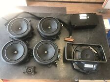 Audi A4 B6 Saloon Bose Speakers And Amp
