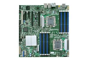 Intel S5520SCR Chipset-Intel 5520 Socket-Dual LGA1366 DDR3 Server Board