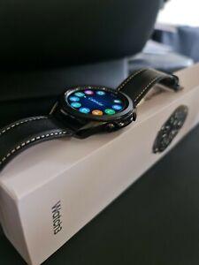 Samsung Galaxy Watch 3 45mm LTE 4G Used W/AU Warranty Android Smartwatch